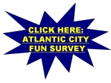 Survey about Atlantic City Party Shuttle transportation from New York to Atlantic City
